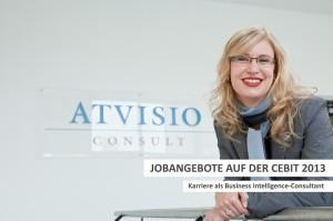 ATVISIO bietet Karrierechancen
