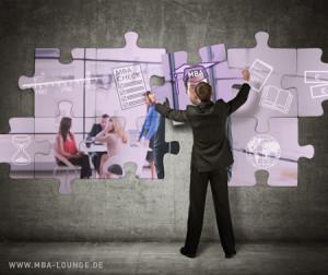 Das MBA Puzzle - Ihre Puzzleteile zum Erfolg!