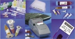 Hochwertige Laboretiketten für GLP-konformes Arbeiten zum Beispiel mit Papieretiketten