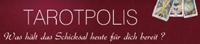 630225_logo Tarotpolis.de - Das Esoterik-Portal für telefonische Lebensberatung
