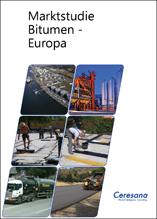 Bewährter Baustoff: Ceresana veröffentlicht Studie zum europäischen Markt für Bitumen