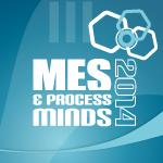 Logo MES & Process Minds 2014 der diskreten Fertigung