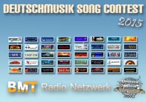 Deutschmusik Song Contest - Radio-Sondersendungen