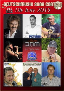 Deutschmusik Song Contest -Die Jury 2015