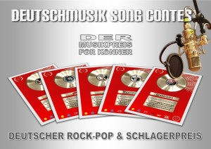 Deutschmusik Song Contest: Music Award - Goldene Schallplatte