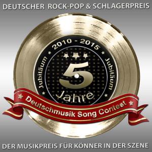 Jubiläum - 5 Jahre Deutschmusik Song Contest