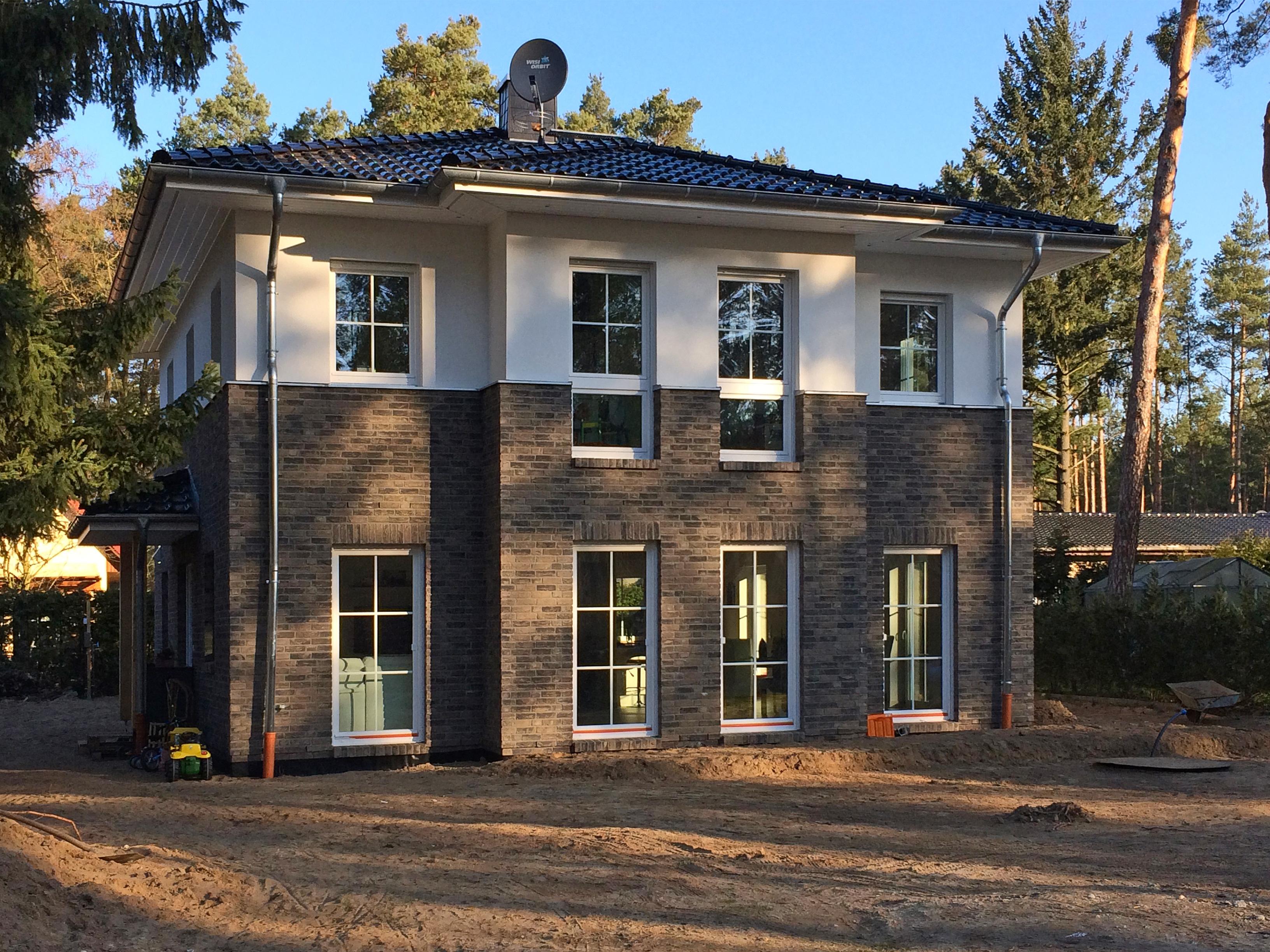 Stadtvilla Landhausstil modernes wohnen auf dem land hausbesichtigung am 17 18 oktober