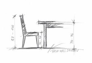 Blue Wall Design-Beratungsservice-Esszimmerstühle-small-2