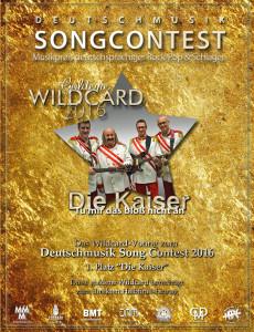 Deutschmusik Song Contest - Die goldene Wildcard 2016 - Die Kaiser