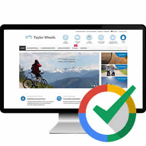Taylor Wheels ist Google Zertifizierter Händler