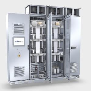 PowerTech Umrichter für Energiegewinnung und -speicherung ab 50 kW bis 12 MW.
