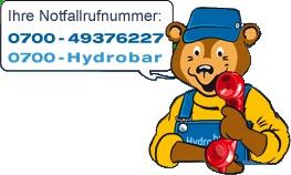 Hydraulik-Notdienst