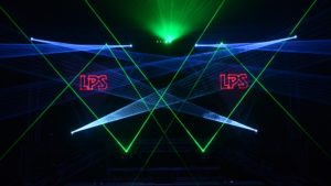 lps_bad_company_pls2016_3-300x169 Lasershow-Präsentation auf der prolight+sound 2016 in Frankfurt a. M.