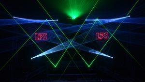 LPS-Lasersysteme auf der Prolight+Sound 2016 in Frankfurt a. M.