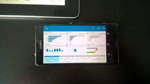 Infor BI 11.1 Dashboards jetzt aus dem App Store und Google Play - Photo 2