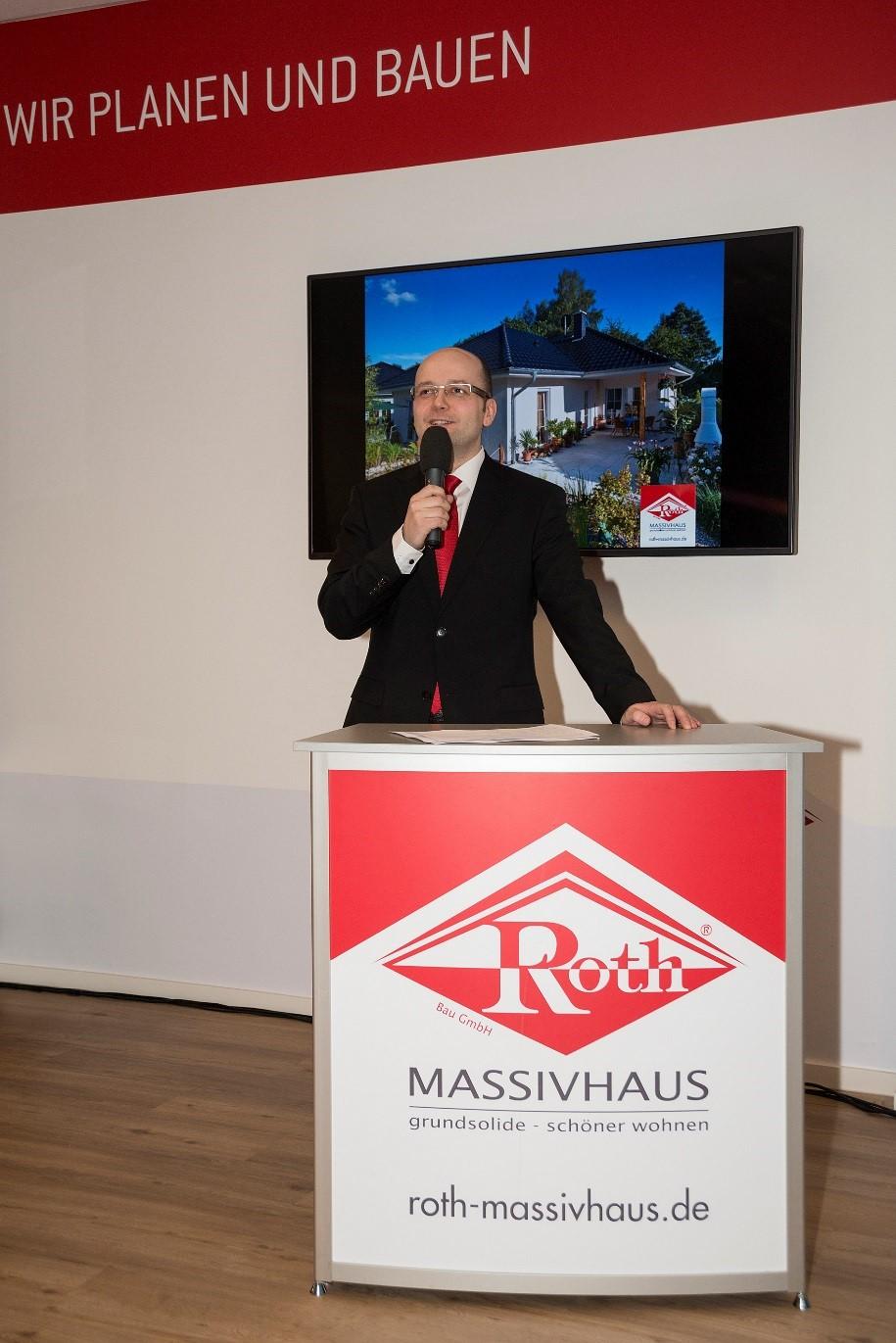 18. Februar | Roth-Massivhaus lädt ein | Bauherren-Informationstag in Berlin-Charlottenburg