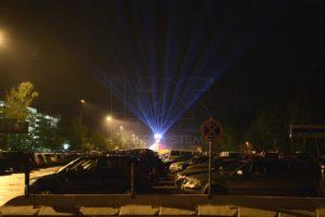"""LPS-Lasersysteme beim """"Rock im Park"""" Festival 2016"""