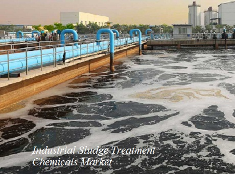 Global Industrial Sludge Treatment Chemicals Market : 2015 Industry Size,Shares,Segment & Forecast up to 2021