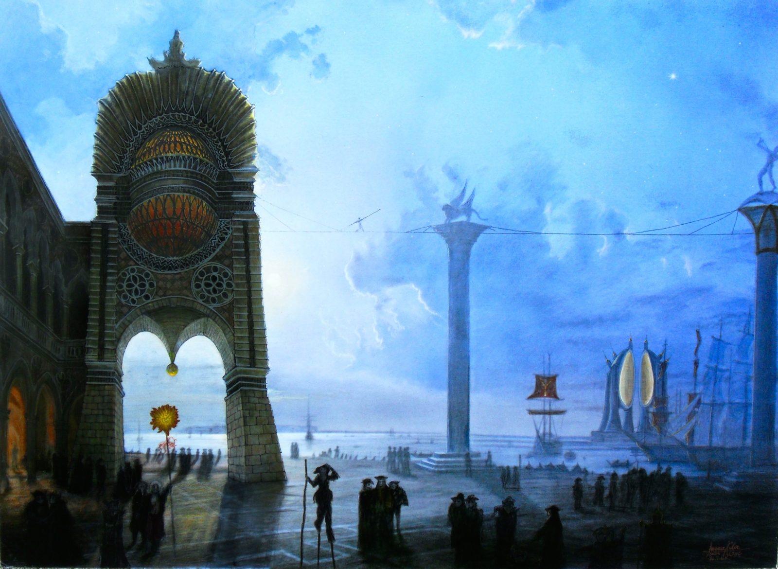 Völkerverständigung hat einen Namen – Kunst und Kultur – Alte Meister u. Neue Meister