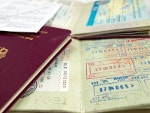 China Visum Antrag