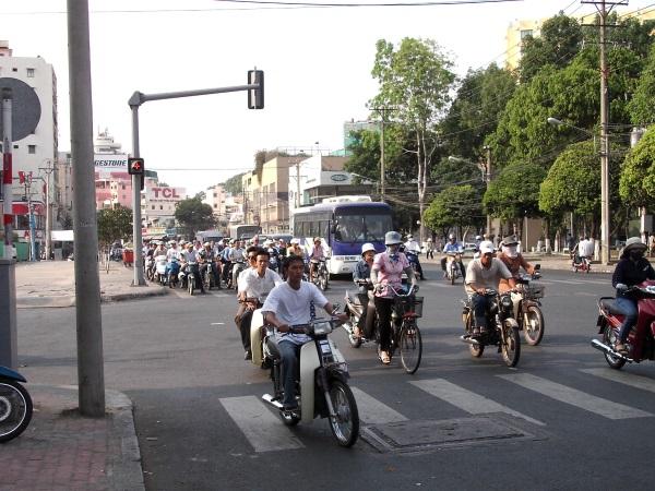 Ho Chi Minh Stadt Vietnam