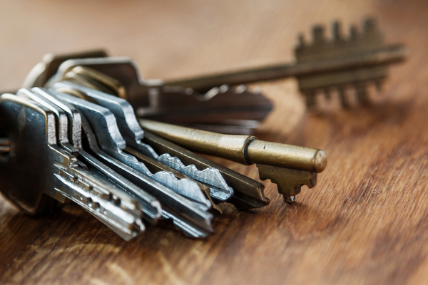 Schlüsselmanagement Software für Sicherheitsdienste
