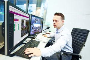 Software für Sicherheitsdienste: Webportal
