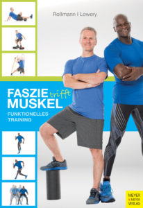 alt=Cover des Buches von Faszie trifft Muskel