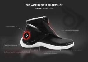 DIGITSOLE® stellt die erste Smartshoe Kollektion vor.