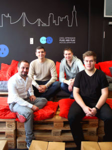 Start up Weps gewinnt MarTech Contest für