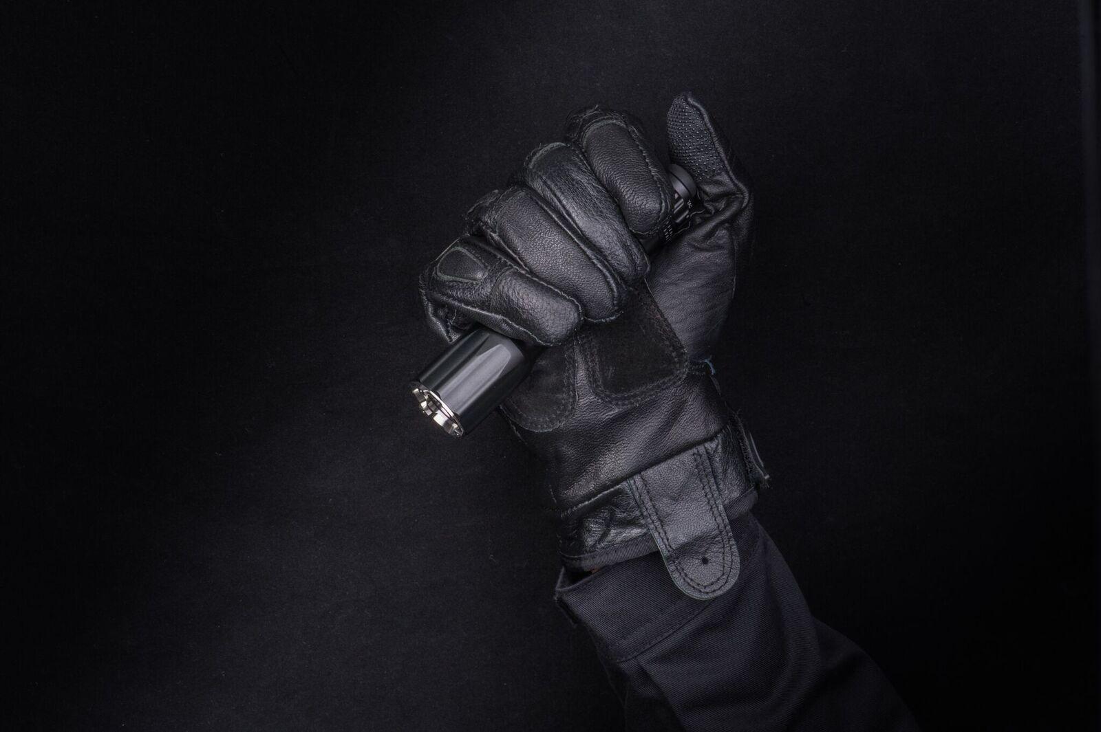 Taktische LED-Taschenlampe für den Polizeidienst