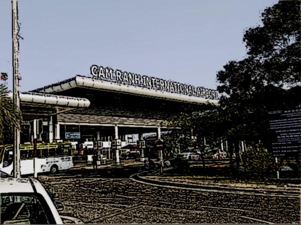 Internationaler Flughafen Nha Trang