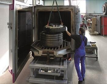 Umweltfreundliches Vakuumpyrolyse-System VACUCLEAN von SCHWING Technologies: Foto: SCHWING Technologies