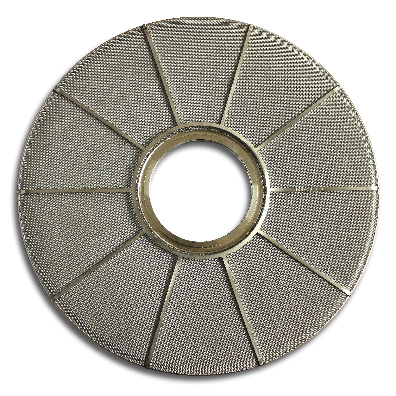 Metall-Filterscheiben nachher | Foto: SCHWING Technologies