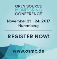 Open Source Monitoring Conference 2017 – Das Programm steht