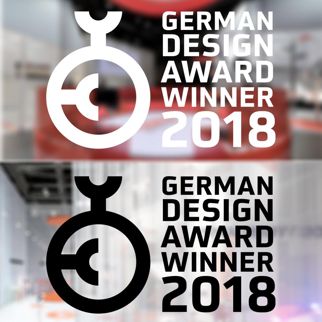 Studio Bachmannkern mit German Design Award weiter auf Erfolgskurs