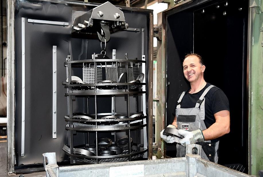 SCHWING Technologies 24/7 Reinigungsservice in Neukirchen-Vluyn