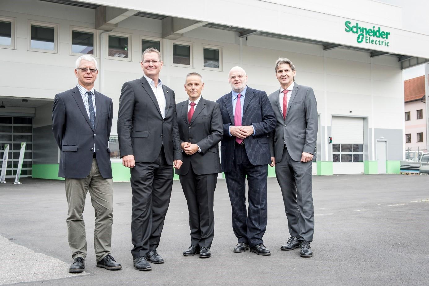 Schneider Electric: Investitionsoffensive in Österreich – Stärkung Standort Wien