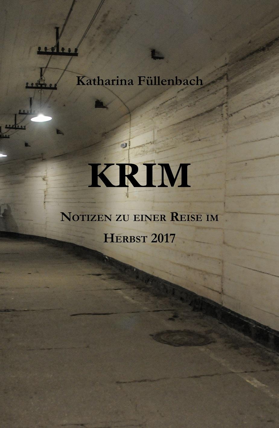 KRIM – Notizen zu einer Reise im Herbst 2017