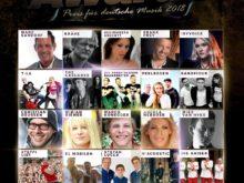 Deutschmusik-Awards - die Nominierten 2018 No.1