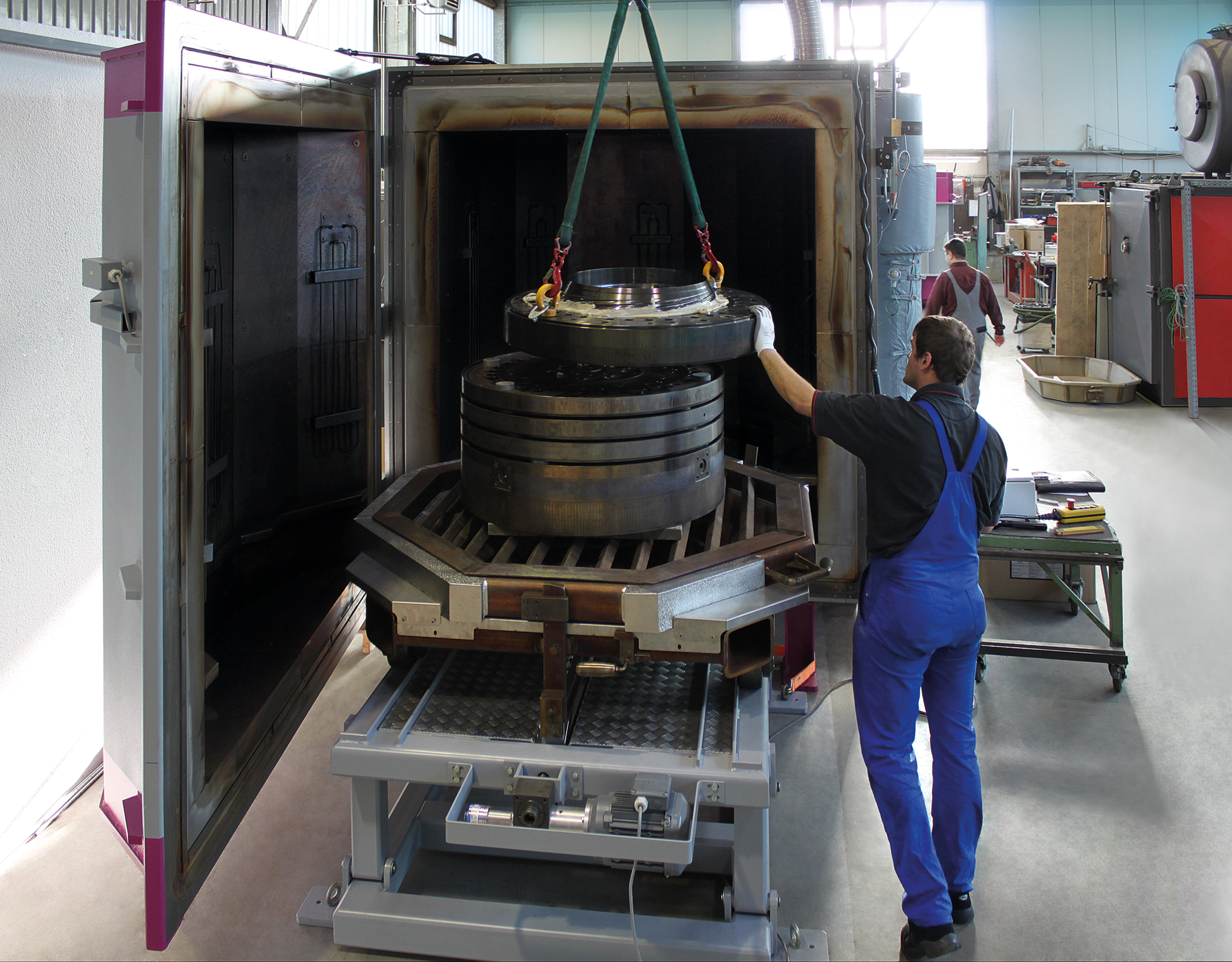 Vacuum pyrolysis system VACUCLEAN from SCHWING Technologies