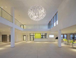 Krampe Schmidt Architekten: Rheumazentrum Ruhrgebiet, Foto: Hans Juergen Landes