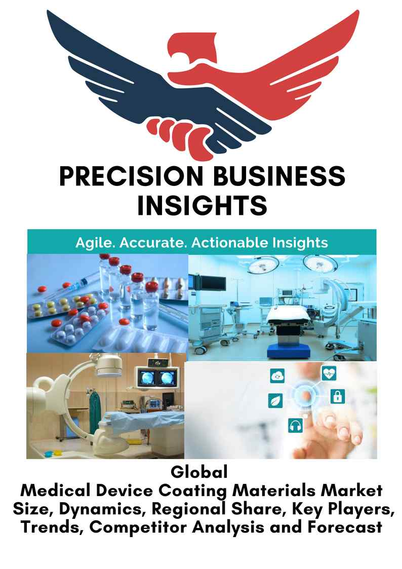 Global Medical Device Coating Materials Market Size, Dynamics, Regional Share, Trends, Competitor Analysis 2013-2017 and Forecast 2018-2024