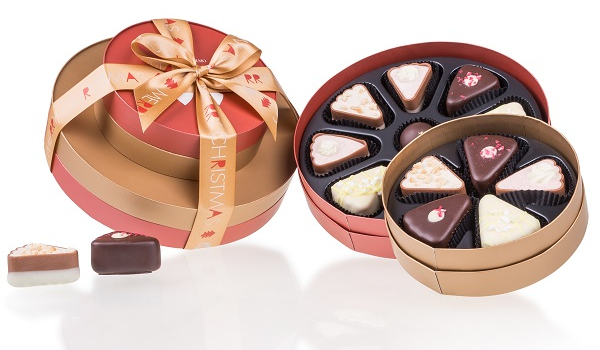 Xmas Sweet Cake Maxi - Weihnachtsgeschenke von CHOCOLISSIMO