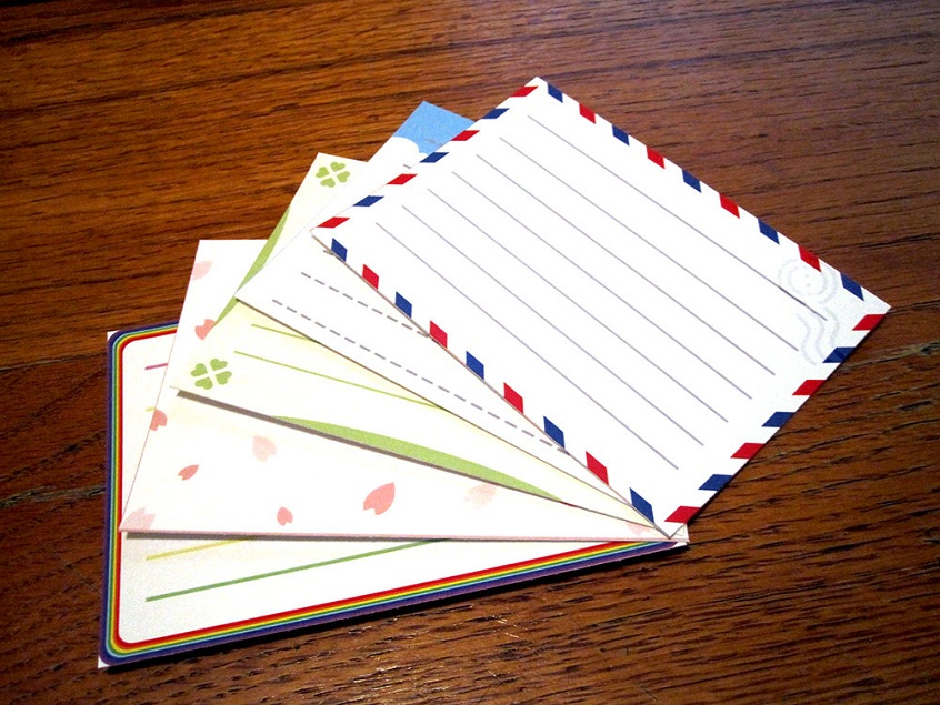 Stationery and Cards Sales