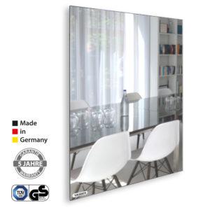 Infrarotheizung Spiegel sind als Elektroheizung eine ideale Zusatzheizung