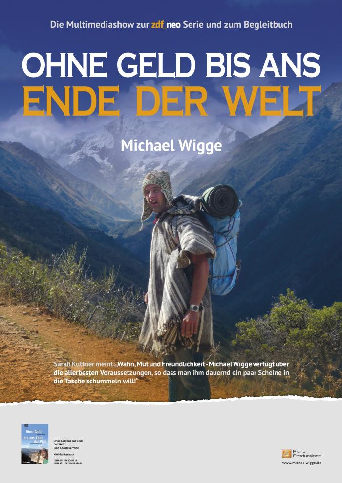 TV Moderator Michael Wigge mit neuen Bühnenshows auf Herbsttournee