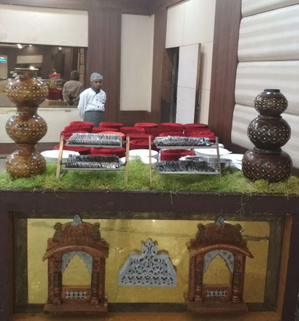 Wisdom Rasoi offers catering weddings truly graceful