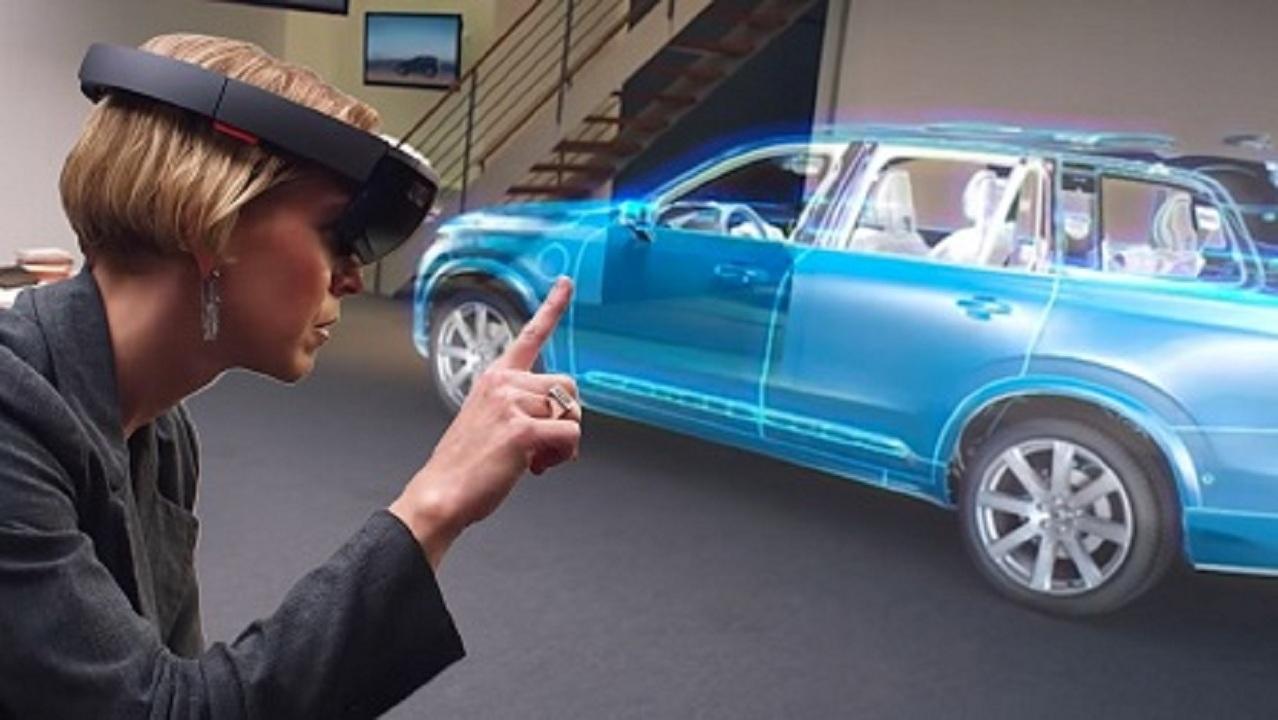 Augmented Reality Automotive