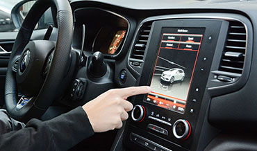 Automotive Human Machine Interface (HMI) Solutions Sales